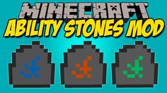 Ability Stones is an exceptional mod that aims to add a more depth to Minecraft's gameplay by giving players access to special stones that they can utilize to acquire abilities that would aid them in battle. We've definitely seen similar mods before but this one seems to be a cut above the rest because of various different reasons. First and foremost, the mod's execution is quite solid so you won't run into any technical issues while using it and, other than this, it actually manages to…