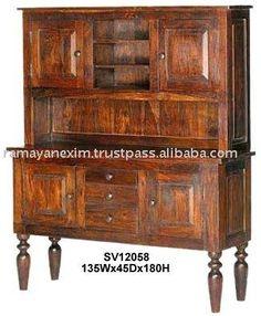 Charmant I.F.D.   0141 Acacia Wood Furniture, Wooden Furniture, Home Furniture,  Dressers U0026 Cabinets