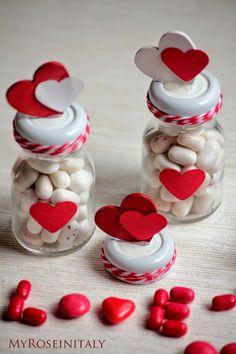 My RoseinItaly: Handmade Valentine: segnaposto per San Valentino #thecreativefactory  #handmadevalentine