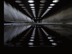 Espace souterrain - Underground space - by Stephane Montassier