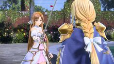 New gameplay for Sword Art Online Alicization Lycoris: Asuna is the show in action Sao Game, Playstation, Gun Gale Online, Sword Art Online Wallpaper, Alice, Cool Wallpapers For Phones, Art En Ligne, Virtual Reality Games, Kirito