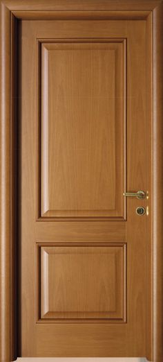 Balco Exclusive Handmade Wooden Paneled Door - Milano