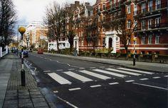 """ABBEY ROAD"" St. John's Wood, London, England, UK"