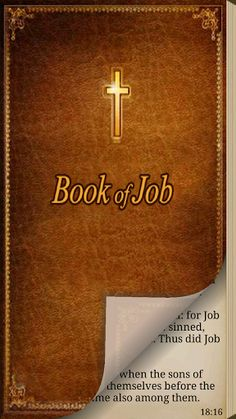 "Book of Job<br>The Book of Job (/ˈdʒoʊb/; Hebrew: אִיוֹב Iyob) is one of the Writings (Ketuvim) of the Hebrew Bible, and the first poetical book in the Christian Old Testament. Addressing the theme of God's justice in the face of human suffering - or more simply, ""Why do the righteous suffer?"" - it is a rich theological work, setting out a variety of perspectives. It has been widely and often extravagantly praised for its literary qualities - ""The greatest poem of ancient and modern times,""…"