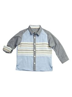 Colorblock Shirt by Noch Mini on sale now on #Gilt