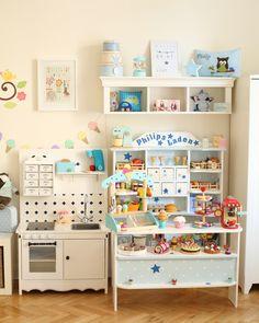 Kinderzimmer Kaufladen Kinderküche