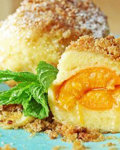 Apricot Dumplings | These Apricot Dumplings Have A Filling From Heaven
