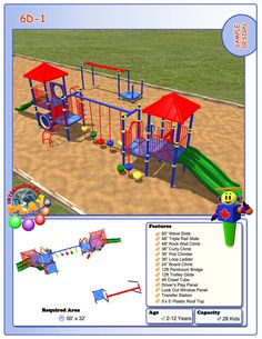 34 best Outdoor Playgrounds images on Pinterest   Outdoor playground Kid Friendly Backyard Without Gr on