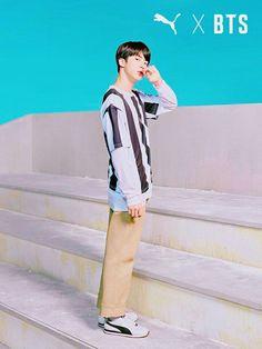 BTS X PUMA || #JIN ~❤