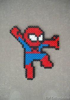 Super heroes hama perles. free p&p batman, spiderman, hulk, deadpool, robin, joker