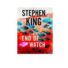 Stephen King brings the Hodges trilogy to a sublimely terrifying conclusion, combining the detective fiction of Mr. Mercedes and Finders Keepers with the heart-pounding, supernatural suspense that has been his bestselling trademark. Stephen King It, Steven King, Books 2016, New Books, Good Books, Books To Read, Horror Books, Horror Fiction, Mystery Thriller