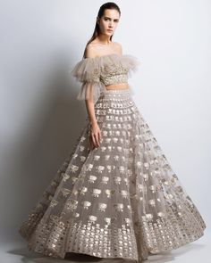 That's how bridal couture shud be