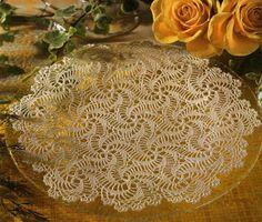 Crochet doilies from web - Barbara H. - Álbumes web de Picasa