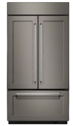"KitchenAid - KBFN402EPA - Built-In Bottom Mount Refrigerators 42.25""W"