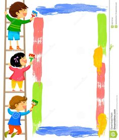 Kids Picture Frame Clip Art | Clipart Panda - Free Clipart Images
