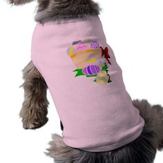 Colorful Easter Shirt Doggie T-shirt http://www.zazzle.com/colorful_easter_shirt_doggie_t_shirt-155553635578709962?rf=238271513374472230  #easter