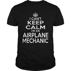 AIRPLANE MECHANIC KEEP CALM AND LET THE HANDLE IT T-Shirts, Hoodies. Check Price Now ==► https://www.sunfrog.com/LifeStyle/AIRPLANE-MECHANIC--KEEPCALM-T4-Black-Guys.html?id=41382
