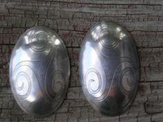 Handmade Metal Viking Tortoise or Turtle Brooch by ValhallasAnvil, $90.00