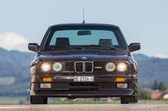 """BMW M3 E30 """"Cecotto"""" (1989) - Unser Bericht: https://www.zwischengas.com/de/FT/fahrzeugberichte/BMW-M3-E30-Cecotto-.html?utm_content=buffer06505&utm_medium=social&utm_source=pinterest.com&utm_campaign=buffer Foto © Daniel Reinhard"""