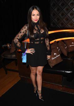 Janel Parrish Pumps - Newest Looks - StyleBistro
