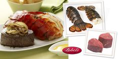 Surf & Turf: Lobster and Steak - Buy online at Lobel's