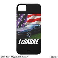 1988 LeSabre T-Type iPhone SE/5/5s Case