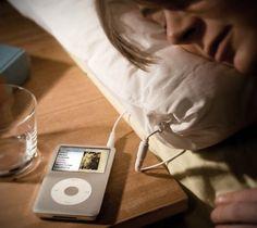 Sound Asleep Pillow - $28 - The Gadget Flow