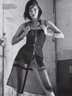 Body Talk - Vogue Korea June  2014