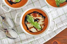 Caprese Tomato Soup | 37 Delicious Ways To Eat Caprese