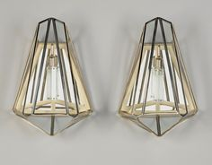 Diamonds are a Girl's Best Friend Sconces by Matali Crasset image 2