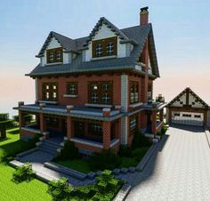 23 Best Minecraft Houses Blueprints Images Minecraft Buildings