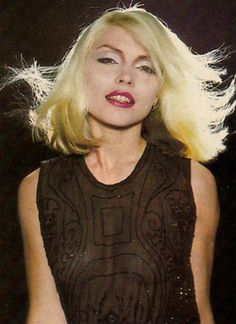 The first label-funded, professional publicity effort Blondie received. This…