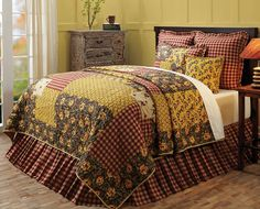 Cambrie Lane California King Quilt