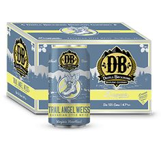 Trail Angel Weiss - Devils Backbone Brewing Company