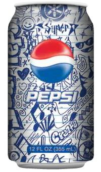 Design Our Pepsi Can winner