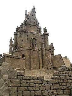 Children's Castles: Bouncy Castles and SandCastles