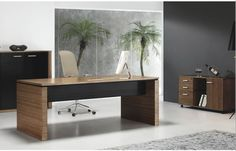 Rama Office Furniture's are leading manufacturers of Modulardirector #officedesks and tables in Delhi.