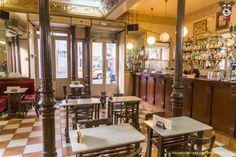 Cafetería Barbieri, Madrid