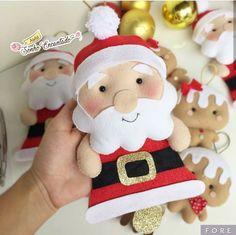 Christmas Things, Christmas Ideas, Christmas Cards, Christmas Ornaments, Diy Ideas, Craft Ideas, Felt Fabric, Felt Crafts, Decorations