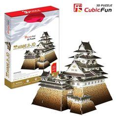 Puzzle 3D - Burg Himeji, Japan