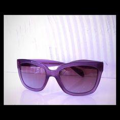 Prada Accessories - 100% Authentic 07P Prada Sunglasses in Lavendar