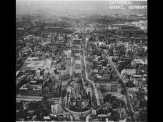 #Mainz im Krieg Mainz Germany, Air Force, City Photo, War, City