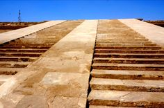 Temple of Queen Hatshepsut, Egypt Over The Years, Egypt, Temple, Sidewalk, Around The Worlds, Stairs, Queen, Pictures, Photos