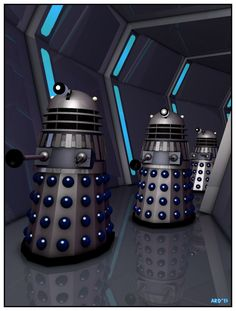 Just messing about. Rendered in Poser & tweaked in Paintshop Thanks to Blue Tree Studio & Sam Therapy Daleks Forever Tv Show, Fantasy Shows, Jon Pertwee, Doctor Who Companions, William Hartnell, Tv Doctors, Sci Fi Comics, 10th Doctor, Female Doctor