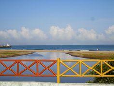 Personajes y Paisajes  Guajiros: La frustración de un río
