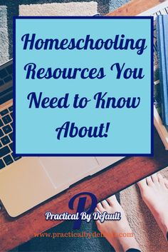 Do  you wish you had access to 40+ resources for homeschooling? Sharing a major list of homeschooling resources you wish you knew about! Perfect for the working homeschool mom. Check it out! via @practicalbydefa