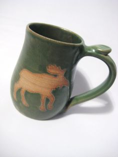 moose cup. One can never have too many...