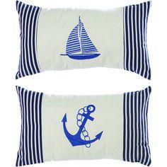 Cute Nautical Pillows
