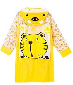 1b1b83e528ce 11 Best Kids Children Hooded Raincoat images