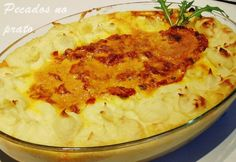 Brazillian Food, Portuguese Recipes, Food Goals, Fish Recipes, Carne, Macaroni And Cheese, Seafood, Good Food, Easy Meals